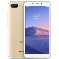 Xiaomi Redmi 6 3/64GB black/gold/blue