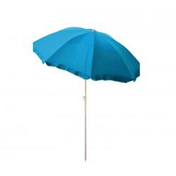 Parasol plażowo - ogrodowy NYLON MC180N 180 cm Blue