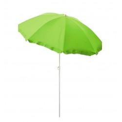 Parasol plażowo - ogrodowy NYLON MC180N 180 cm Lime Green