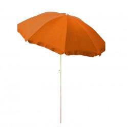 Parasol plażowo - ogrodowy NYLON MC180N 180 cm Orange