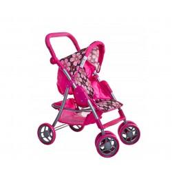 Wózek dla lalek sportowy 9352/ M1706& Hot Pink 3