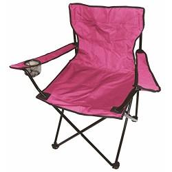 Krzesło turystyczne Linder Exclusiv ANGLER PO2471 Pink