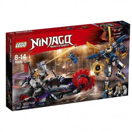 LEGO Ninjago Killow kontra Samuraj X 70642