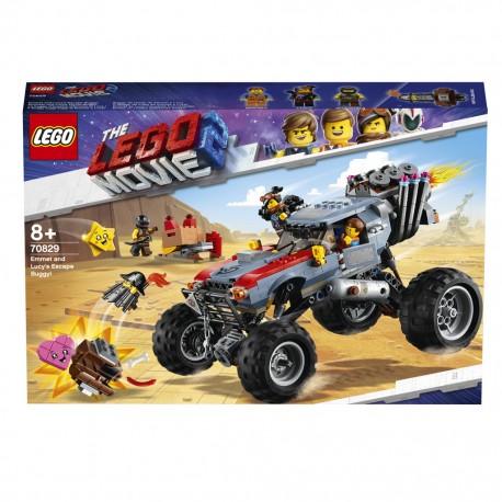 LEGO® The LEGO Movie 2 Łazik Emmeta i Lucy 70829