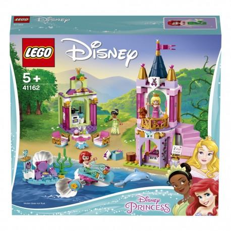 LEGO Królewskie przyjęcie Arielki, Aurory i Tiany 41162