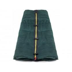 Siatka wewnętrzna trampolina 180cm 6ft 6 słupków Dark Green