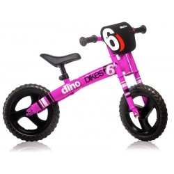 Rowerek biegowy Dino Bikes 150R02 Pink