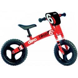 Rowerek biegowy Dino Bikes 150R06 Red