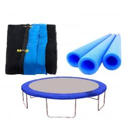 ZESTAW PRO BLUE osłona+siatka+mirelony 250 cm(8ft)