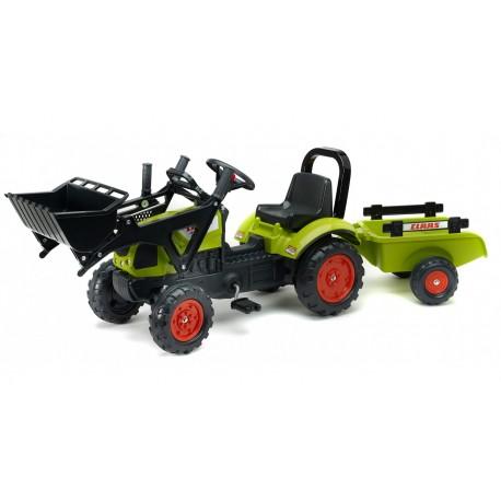 Traktor na pedały z przyczepką FALK Class Arion 410 - 2040AM