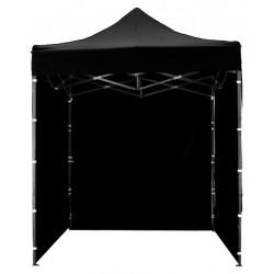 Namiot ekspresowy handlowy ogrodowy aGa 2x2 m 3S PARTY - Black