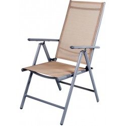 Krzesło ogrodowe Linder Exclusiv 7-WAY MC5000B Beige