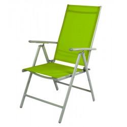 Krzesło ogrodowe Linder Exclusiv 7-WAY MC5000GG Green