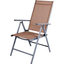 Krzesło ogrodowe Linder Exclusiv 7-WAY MC5000SB Brown