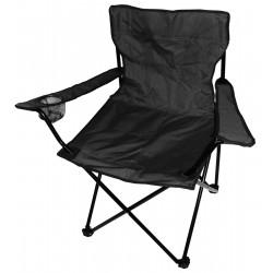 Krzesło turystyczne Linder Exclusiv ANGLER PO2430 Black