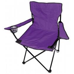 Krzesło turystyczne Linder Exclusiv ANGLER PO2467 Lila