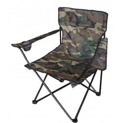 Krzesło turystyczne Linder Exclusiv ANGLER PO2469 Camouflage