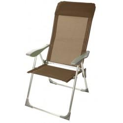 Krzesło ogrodowe Linder Exclusiv WAY MC372211SB