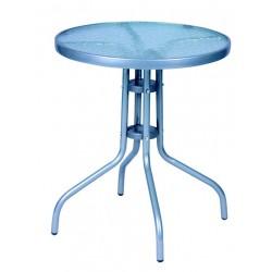 Szklany stół ogrodowy BISTRO