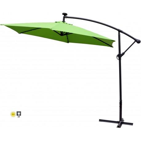 Parasol ogrodowy 300 cm aGa LED EXCLUSIVE