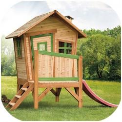 AXI Robin cedrowy domek ogrodowy