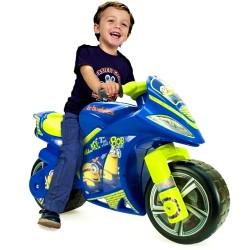 Motorek biegowy INJUSA WINNER MINIONS