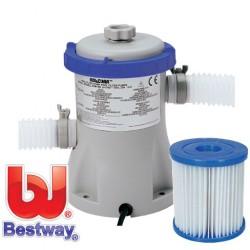 Pompa filtrująca do basenu BESTWAY 1249 l/h 58145