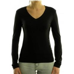 Koszulka długi rękaw CALVIN KLEIN Noir cwp03m
