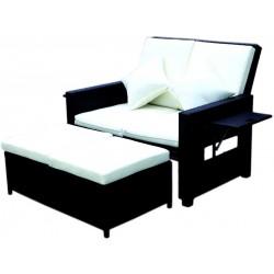 Sofa poli-rattanowa Linder Exclusiv MC4209