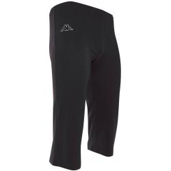 Spodnie 3/4 treningowe damskie KAPPA GEPAN Black