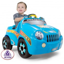 Samochód elektryczny INJUSA BIG KID 715