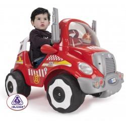 Samochód elektryczny INJUSA FIREFIGHTER TRUCK 7137