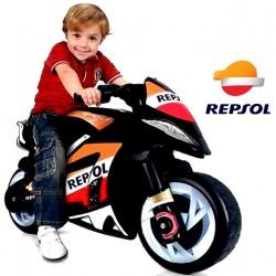 Motorek elektryczny INJUSA MOTO WIND REPSOL 6461