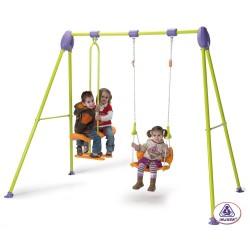 Huśtawka ogrodowa dla dzieci INJUSA JUNIOR SWING 2060