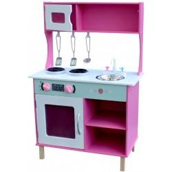Kuchnia drewniana dla dzieci CINDY  (W10C168)