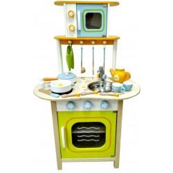 Kuchnia drewniana dla dzieci OLIVE  (W10C130)