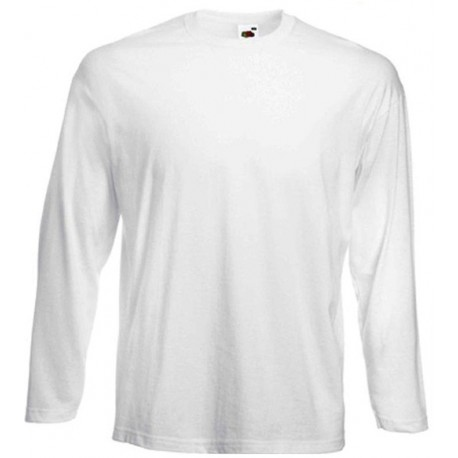 Koszulka Fruit of the Loom LONG SLEEVE VALUEWEIGHT