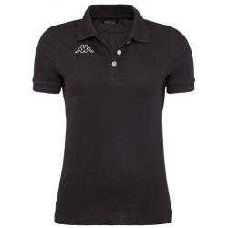 Koszulka Polo KAPPA LIFE Black Green