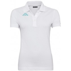 Koszulka Polo KAPPA LIFE White