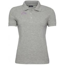 Koszulka Polo KAPPA LIFE Grey