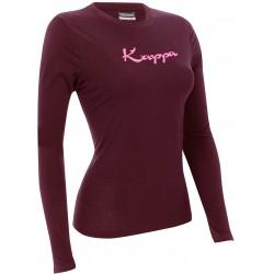Bluzka damska z dł. rękawem KAPPA LASIL Purple