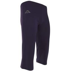 Spodnie 3/4 treningowe damskie KAPPA GEPAN Navy