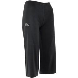Spodnie 3/4 treningowe damskie KAPPA GATAS Black