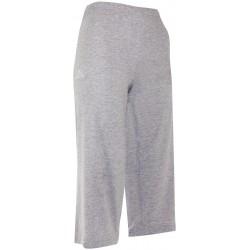 Spodnie 3/4 treningowe damskie KAPPA GATAS Grey