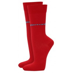 Skarpetki 2 PACK Pierre Cardin Red