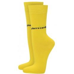 Skarpetki 2 PACK Pierre Cardin Yellow