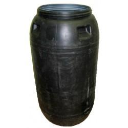 Beczka plastikowa 250 L z pokrywą