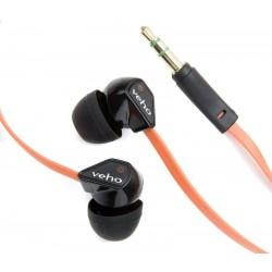 Słuchawki douszne Veho 360° Z-1 Orange