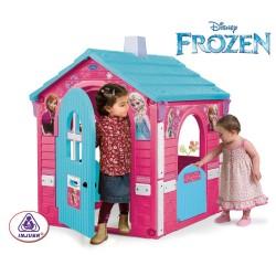 Domek dla dzieci INJUSA HOUSE BASIC FROZEN 20338