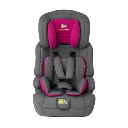Fotelik samochodowy Comfort 9-36 kg Pink